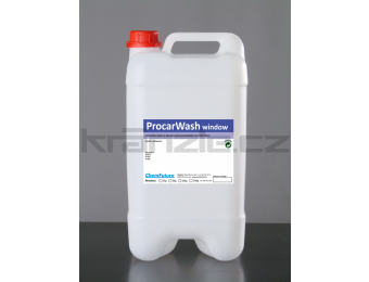 Chemfuture Procar Wash window